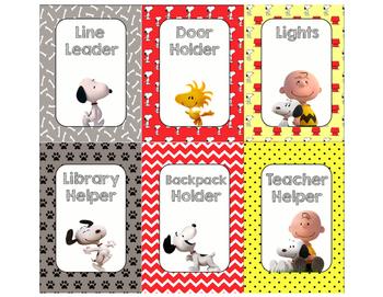 Snoopy Class Jobs