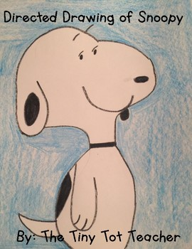 Snoopy Directed Drawing
