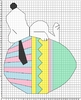 Snoopy Easter Egg Coordinate Graphing Fun! - Ordered Pairs