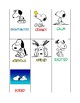 Snoopy Feeling Cards