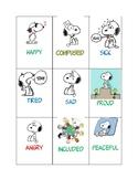 Snoopy Feeling Cards