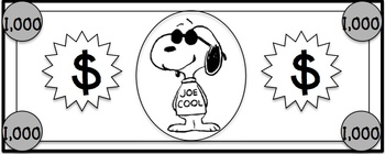 Snoopy Money