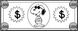 Snoopy Money