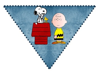 Snoopy Themed Welcome Back to School Bulletin Board