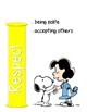 Snoopy and Peanuts Gang : Character Counts