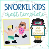 Snorkel Kids Craft