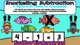 Snorkeling Subtraction-A Digital Math Center (Compatible w
