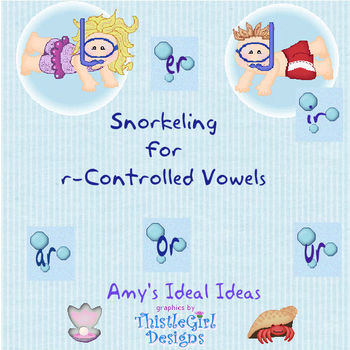 Snorkeling for r-Controlled Vowels