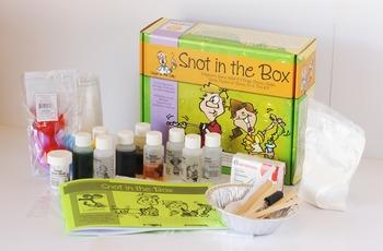 Snot in the Box Chemistry Kit