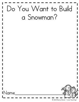 freebie Snow!