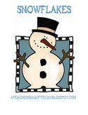 Snow Activities Packet