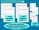 Snow Bonds: +, –, x, and ÷ number relationships task cards & printables (set a)