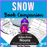 Snow ~ Book Companion for 2nd and 3rd Grades ~ Cynthia Rylant