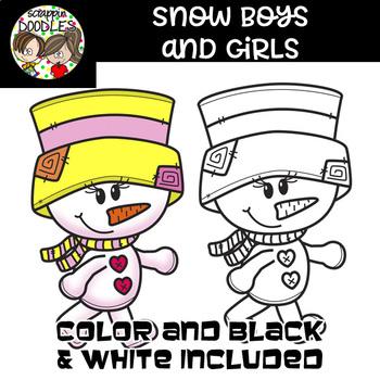 Snow Boys & Girls