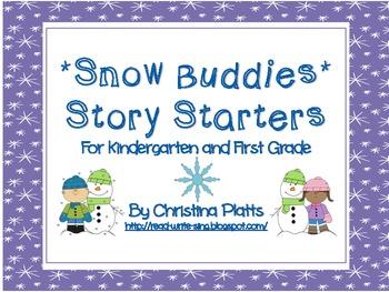 Snow Buddies Story Starters
