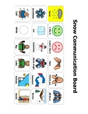 Snow Communication Board/ AAC