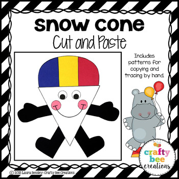 Snow Cone Craft