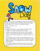 Snow Day! A Sight Word Game