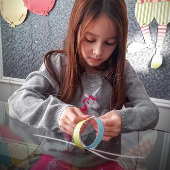 Snow Day, Indoor Recess Circus Theme Seal's ball paper craft activities