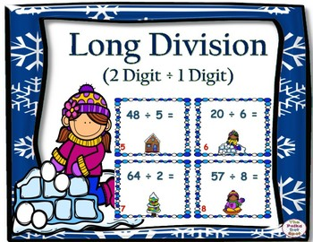 Snow Day- Long Division Center