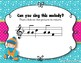 Snow Day Melodies! An Interactive Melodic Game to Practice So Mi La Do