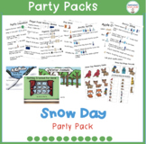 Snow Day Party Pack Pre-Sale