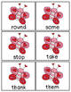 Valentines Dolch Sight Word Games