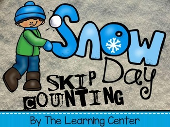 Snow Day Skip Counting