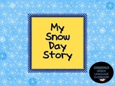 Snow Day Social Story