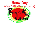 Snow Day (Song and Cup Activity)