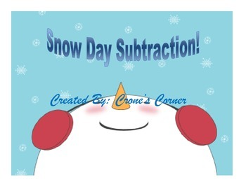 Snow Day Subtraction!