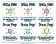 Snow Day Sunshine: Fry Phrase Game for Bigger Kids