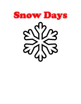 Christmas: Snow Days