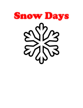 Christmas: Snow Days