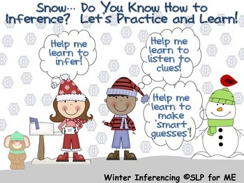 Snow, Do You Know How to Inference? Let's Practice and Lea