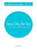 Snow Dog, Go Dog: Timbre Lesson for Orff Instruments