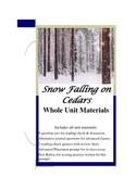 Snow Falling on Cedars Unit, Question Sets, Quizzes, Review, Essay, Rubric