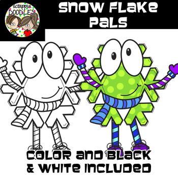 Snow Flake Pals