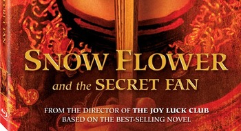 Snow Flowwer and the Secret Fan Video Notes Quesitons Only