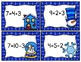 """Snow Friends Tic-Tac-Toe""-A Printable Math Center/Game for Winter"