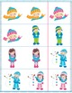 Snow Fun Matching Game