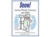 Autism, Special Ed. Action Words, Literacy, Math!