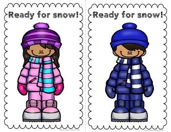 Snow Gear Order Chart