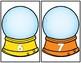 Snow Globe Addition/Subtraction Sort