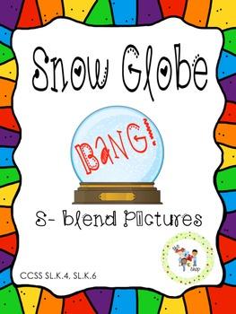 Snow Globe BANG! S-Blends