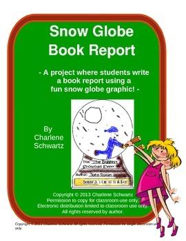 Snow Globe Book Report