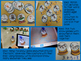 Snow Globe Centers:  Sight Words, CVC Words and Counting/Number Matching