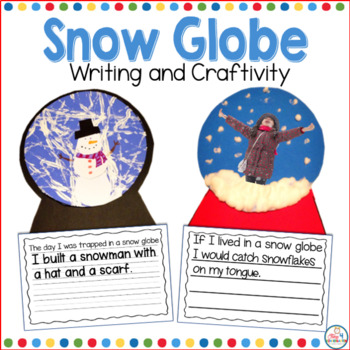 Snow Globe Craftivity