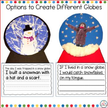 Snow Globe Craftivity