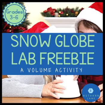Snow Globe Lab: A Volume Activity